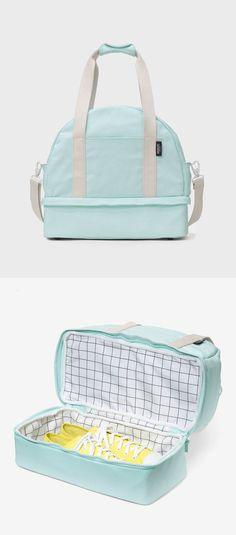 Mint Weekender Bag
