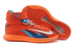 official photos da947 ba02a Nike Zoom Hyperrev KYRIE IRVING Team Orange Metallic Silver For Sale Online
