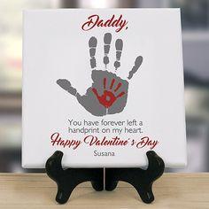 Valentine Gift For Dad, Valentine Crafts For Kids, Mothers Day Crafts For Kids, Fathers Day Crafts, Valentines For Kids, Happy Valentines Day, Diy Father's Day Crafts, Father's Day Diy, Baby Crafts