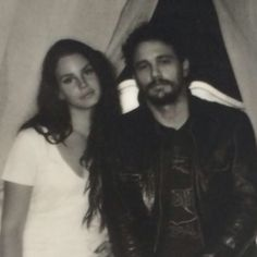 Lana Del Rey and James Franco #LDR