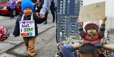 The Most Adorably Woke Kids at the Women's March