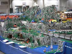 """Résultat de recherche d'images pour """"village en lego city"""""""