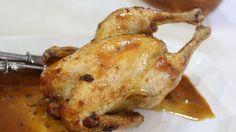 Pollo asado en 'Robin Food'