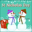 Home : Events : St. Nicholas Day [Dec 6] - Cute St. Nicholas Day Gift!