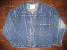 Levi Strauss Lot 213 Jacket, 1942-1947