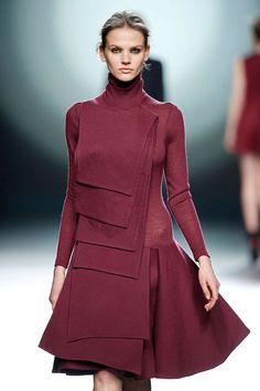 Fashion Week Madrid: Amaya Arzuaga   Cuidar de tu belleza es facilisimo.com