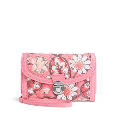 0cc71e897b8e Vera Bradley Ultimate Wristlet Credit Card Wallet