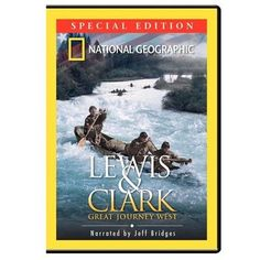 Amazon.com: National Geographic - Lewis & Clark - Great Journey West