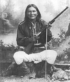 apache indian Chief Alchesay