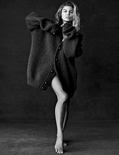 Fergie By Sebastian Kim For L'Uomo Vogue October 2017 - Minimal. High Fashion Photography, Glamour Photography, Lifestyle Photography, Editorial Photography, Fashion Tape, Fashion 2017, Fergie Ferguson, Stacy Ferguson, Fergie And Josh