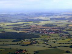 Debden, Essex, England - where my mom is from -