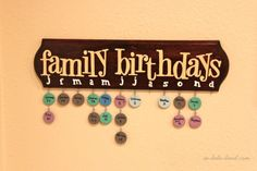 Soo much fun to make! Soon to be birthday gift for mom!