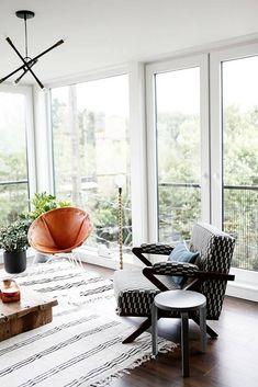 Trendy Home Office Masculine Modern Living Rooms Ideas Living Room Modern, Living Room Interior, Home Living Room, Living Spaces, Condo Living, Small Living, Condo Interior Design, Japanese Interior Design, Interior Decorating