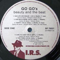 Go-Go s - Beauty And The Beat CANADA 1981 Lp near mint