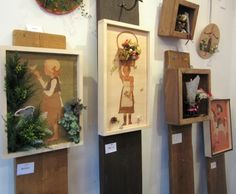 Etincelle Creative STUDIO: Aiken Drum {Exhibition - Tokyo}