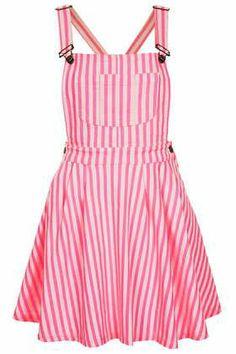 Vestido, rosa, picnic, peto, chic, chica, girl, fashion, retro, vintage, fashionista www.PiensaenChic.com