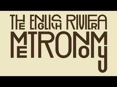 Metronomy - 'We Broke Free' - from the album The English Riviera.