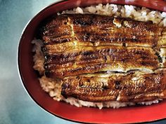 Arashiyama, Kyoto, beautiful unagi rice at Unagi-ya Hirokawa--GO TO THIS EEL RESTAURANT (BJ)