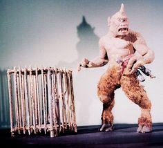 Ray Harryhausen's Cyclops - The 7th Voyage Of Sinbad (1958)