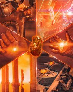 Marvel Comics Superheroes, Mcu Marvel, Marvel Characters, Soul Stone Marvel, Mind Stone, Marvel Infinity, Avengers Art, Marvel Photo, Marvel Wallpaper