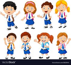 Find Illustration School Children Cartoon stock images in HD and millions of other royalty-free stock photos, illustrations and vectors in the Shutterstock collection. Thousands of new, high-quality pictures added every day. Cartoon Cartoon, Cartoon Characters, Cartoon Download, Bon Point, School Accessories, Cartoon Background, Fantasy Books, Stop Motion, Preschool Crafts