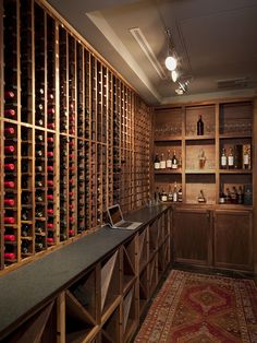 wine.  Basement Storage Rooms Design, Pictures, Remodel, Decor and Ideas - page 13