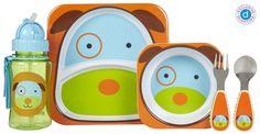 Skip Hop Zoo Feeding Set - Monkey