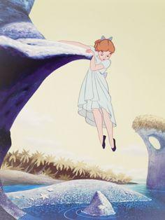 Wendy Darling, Disney's Peter Pan (1953)