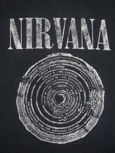 Original NIRVANA distressed vintage SHIRT by rainbowgasoline, $300.00