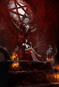 Fantasy Queen, Fantasy Witch, Fantasy Art Women, Dark Fantasy Art, Fantasy Girl, Fantasy Artwork, Digital Art Fantasy, Fantasy Character Design, Character Art