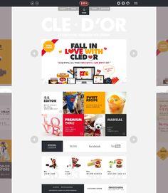 DCafeIn Website - Cledor