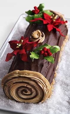 Very Best Yule Log.