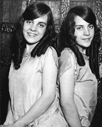 The Hilton Sisters were among the only sideshow stars to break out of the circus tent and make it to mainstream Hollywood. Indeed, the conjoined twins Daisy and Violet were among the highest earners on the vaudeville circuit at the height of their career in the 1930s, bringing in as much as $5,000 per week