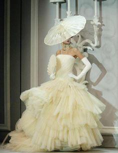 Christian Dior / Alta Costura - Primavera Verão 2007