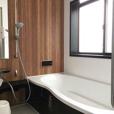 House Floor Plans, Interior Architecture, Bathtub, Flooring, Bathroom, Home Decor, Instagram, House Ideas, Interiors