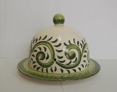 Queijeira Cerâmica P- Queijo Branco