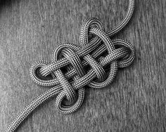 The Oblong Knot before tightening... | The Oblong Knot is a … | Flickr