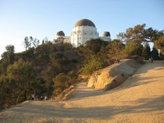 my favorite hiking trail to the Griffith Park Observatory, any one ready for a hike?