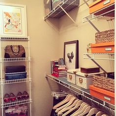 Perfectly Organized Spaces   Photos   POPSUGAR Home