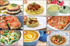 PANELATERAPIA - Blog de Culinária, Gastronomia e Receitas: 9 Receitas Low Carb (baixo carbohidratos)
