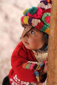 bambina del Peru...