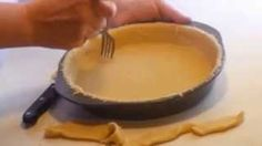 kuchen de nuez casero - YouTube Pie Dish, Pudding, Fruit, Cooking, Cake, Ethnic Recipes, Sweet, Desserts, Youtube