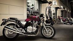 2013 Honda CB1100. Not too shabby.