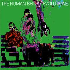 """""""Evolutions"""" (1968, Capitol) by The Human Beinz.  Their second LP."""