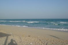 Beach of Dubai by AlBargan, via Flickr