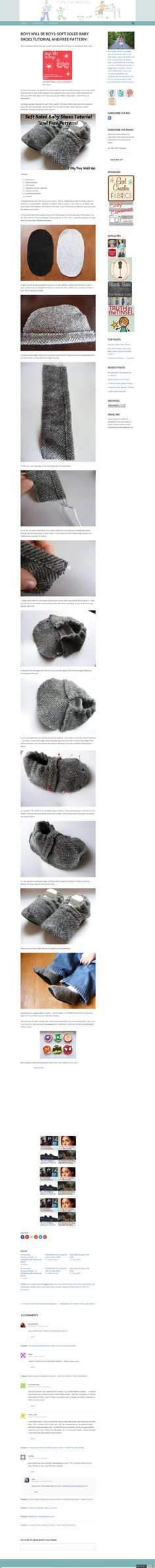 Website'http%3A%2F%2Fifonlytheywouldnap.net%2F2012%2F12%2F06%2Fboys-will-be-boys-soft-soled-baby-shoes-tutorial-and-free-pattern%2F' snapped on Page2images!