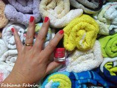organize suas toalhas com @Fabiana Fabrin. Organize towels
