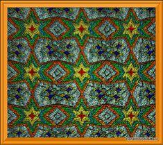 Recuperação e Arte: Mosaico 14