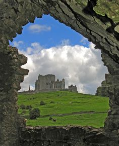 Rock of Cashel - Boherclogh, Co. Tipperary, Ireland    . . . blessed to have been here. pat
