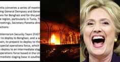 BREAKING: Smoking Gun Email Found… PROVES Hillary Left Benghazi Victims to Die